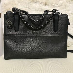 women s coach borough bag on poshmark rh poshmark com